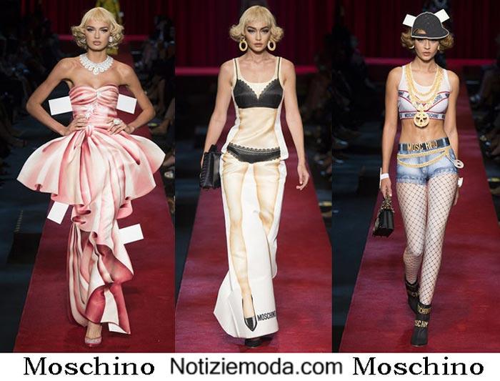 Moschino Primavera Estate 2017 Collezione Moda Donna