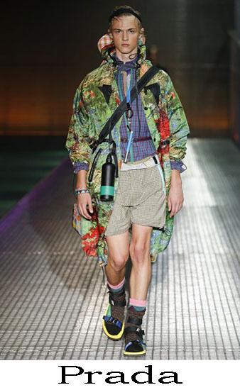 Prada Primavera Estate 2017 Abbigliamento Uomo Look 11