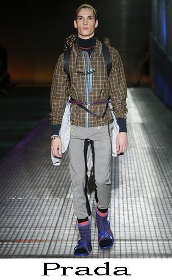 Prada Primavera Estate 2017 Abbigliamento Uomo Look 14