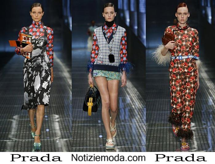 Prada Primavera Estate 2017 Style Online Moda Donna