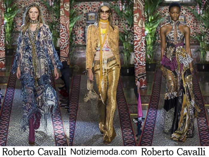 Roberto Cavalli Primavera Estate 2017 Sfilata Donna