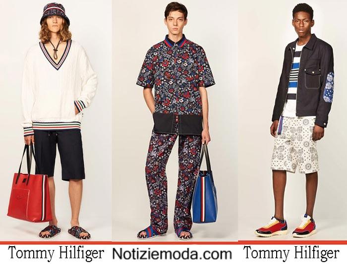 Tommy Hilfiger Primavera Estate 2017 Abbigliamento Uomo
