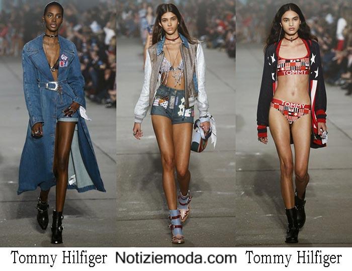 Tommy Hilfiger Primavera Estate 2017 Collezione Moda Donna