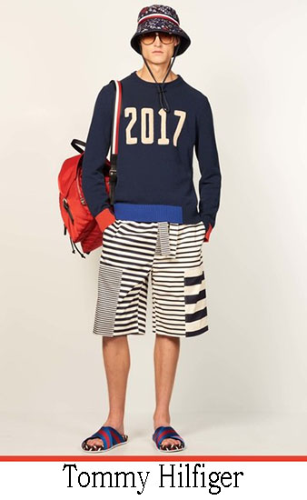 Tommy Hilfiger Primavera Estate 2017 Moda Uomo 31