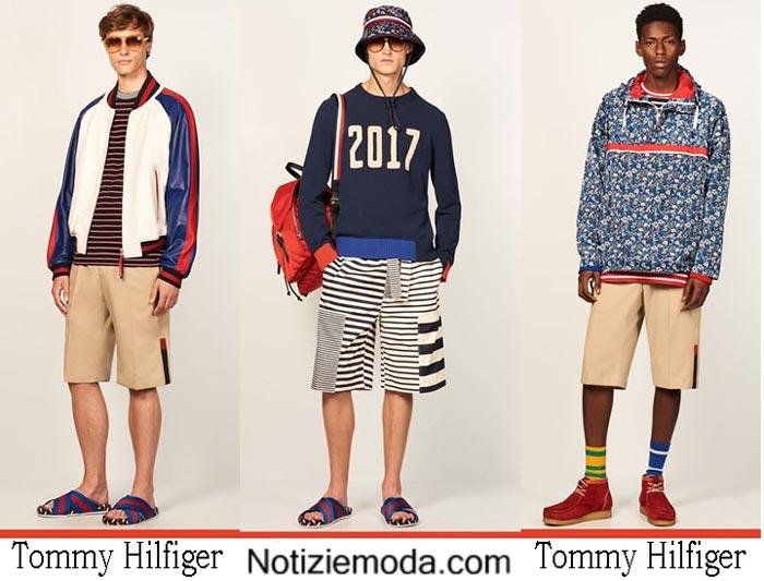 Tommy Hilfiger Primavera Estate 2017 Sfilata Moda Uomo