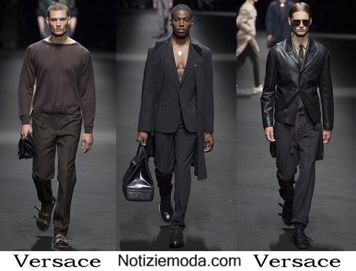 Versace Primavera Estate 2017 Sfilata Moda Uomo