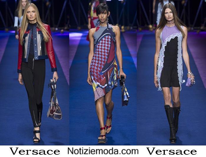 Versace Primavera Estate 2017 Style Online Donna