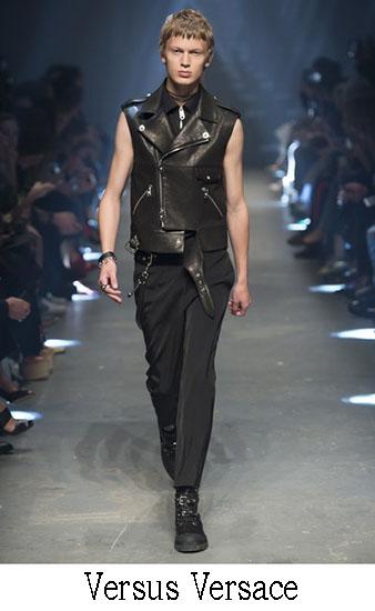 Versus Versace Primavera Estate 2017 Collezione Look 11