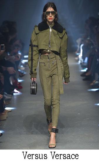 Versus Versace Primavera Estate 2017 Collezione Look 13