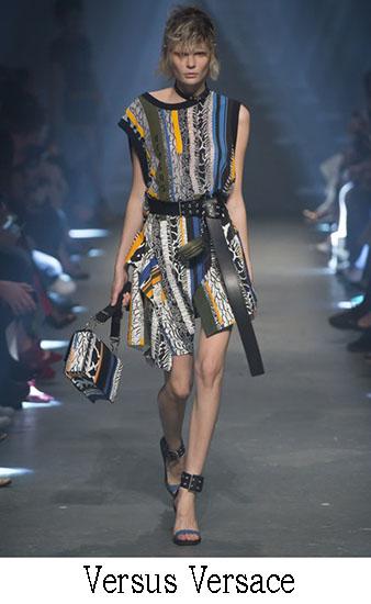 Versus Versace Primavera Estate 2017 Collezione Look 29
