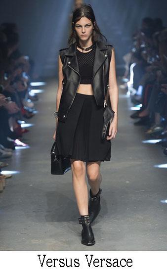 Versus Versace Primavera Estate 2017 Collezione Look 9