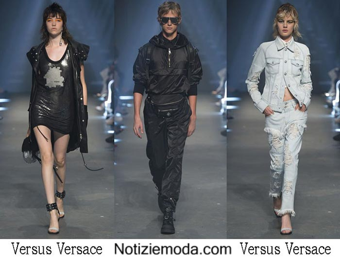 Versus Versace Primavera Estate 2017 Collezione