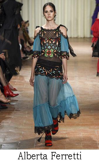Alberta Ferretti Primavera Estate 2017 Collezione Moda 13