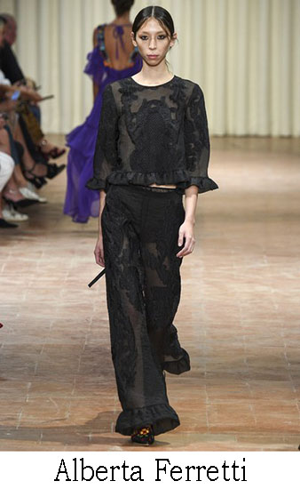Alberta Ferretti Primavera Estate 2017 Collezione Moda 19