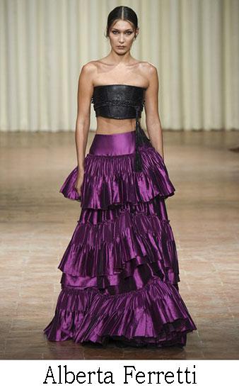 Alberta Ferretti Primavera Estate 2017 Collezione Moda 2