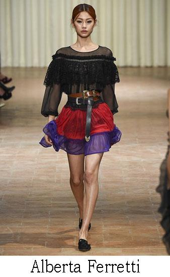 Alberta Ferretti Primavera Estate 2017 Collezione Moda 21