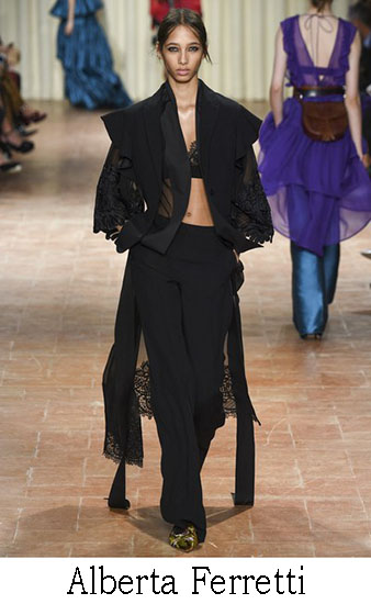 Alberta Ferretti Primavera Estate 2017 Collezione Moda 8
