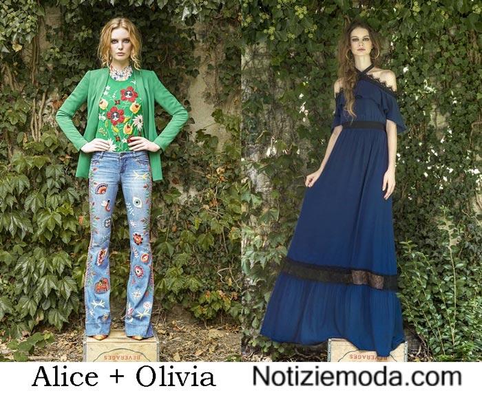 Abbigliamento Alice + Olivia Primavera Estate 2017
