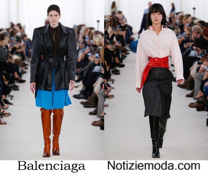 Abbigliamento Balenciaga Primavera Estate 2017
