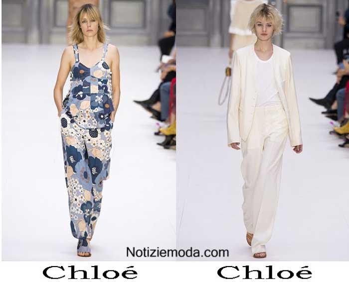 Abbigliamento Chloé Primavera Estate 2017