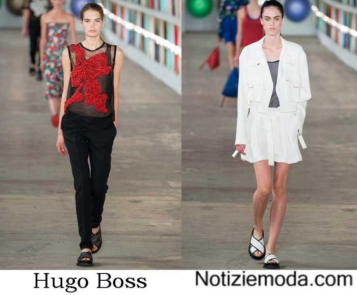 Abbigliamento Hugo Boss Primavera Estate 2017