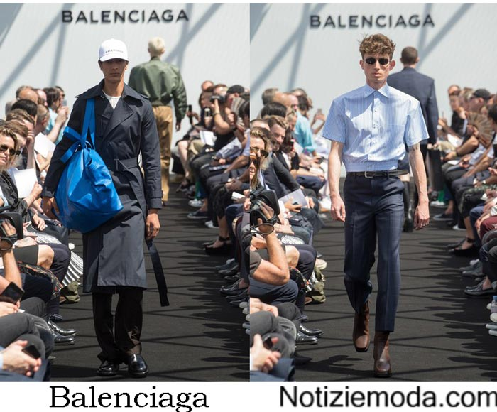 Accessori Balenciaga Primavera Estate 2017