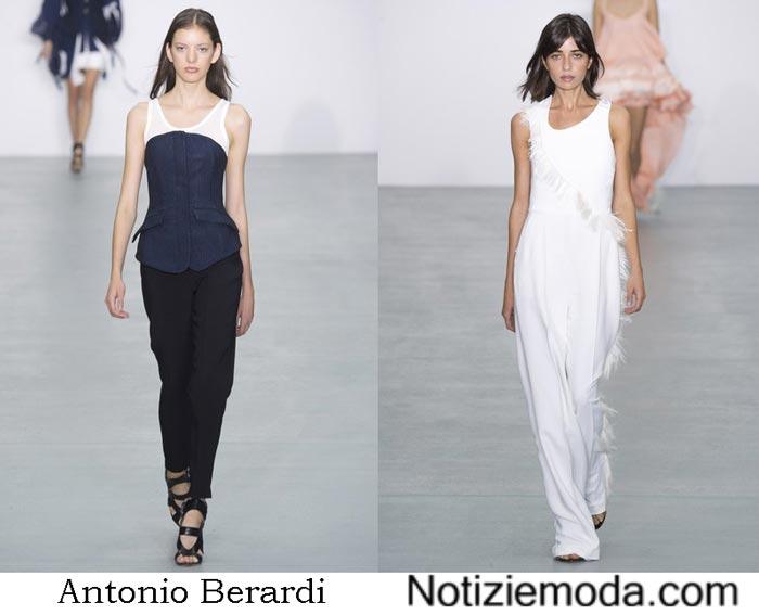 Antonio Berardi Primavera Estate 2017 Sfilata Moda Donna