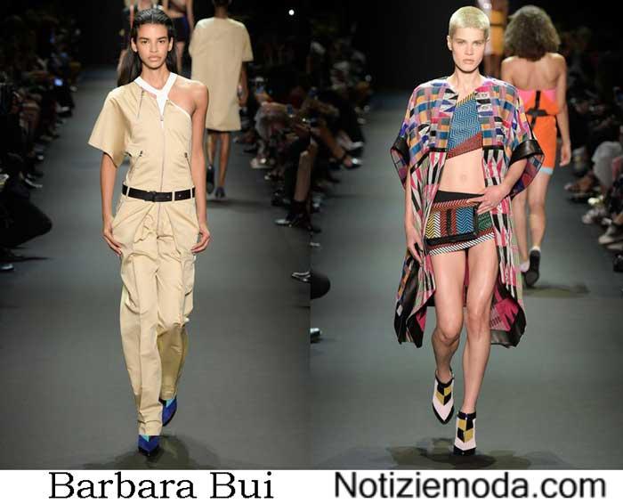 Barbara Bui Primavera Estate 2017 Sfilata Moda Donna