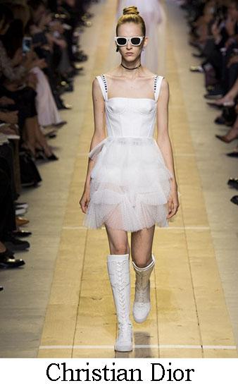 Christian Dior Primavera Estate 2017 Abbigliamento 12