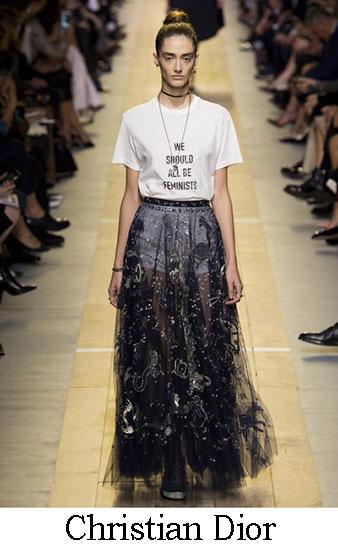 Christian Dior Primavera Estate 2017 Abbigliamento 19