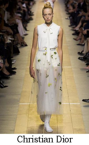 Christian Dior Primavera Estate 2017 Abbigliamento 27