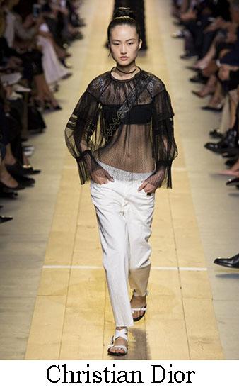 Christian Dior Primavera Estate 2017 Abbigliamento 30