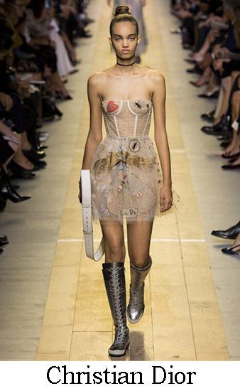 Christian Dior Primavera Estate 2017 Abbigliamento 58