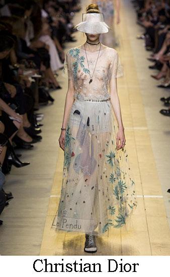 Christian Dior Primavera Estate 2017 Abbigliamento 59