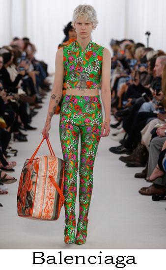 Collezione Balenciaga Primavera Estate Donna
