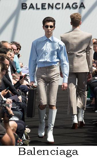 Collezione Balenciaga Primavera Estate Uomo