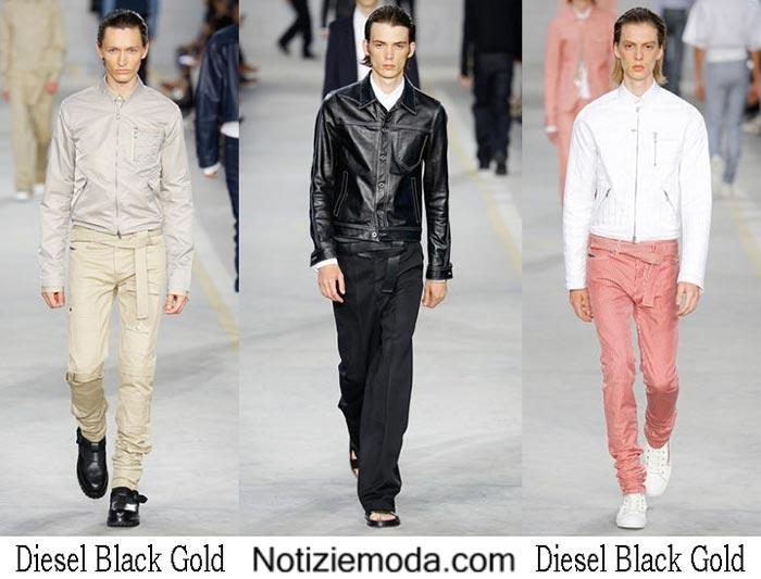 Diesel Black Gold Primavera Estate 2017 Abbigliamento Uomo