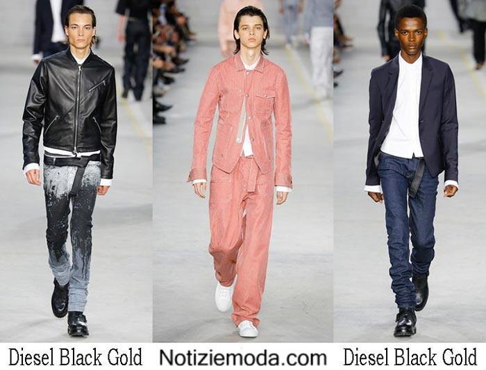 Diesel Black Gold Primavera Estate 2017 Sfilata Moda Uomo