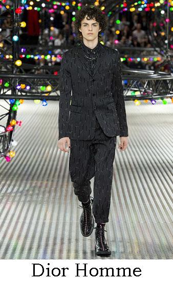 Dior Homme Primavera Estate 2017 Style Online Uomo 1