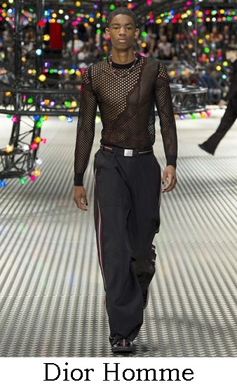 Dior Homme Primavera Estate 2017 Style Online Uomo 15