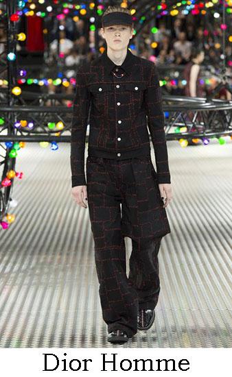 Dior Homme Primavera Estate 2017 Style Online Uomo 17