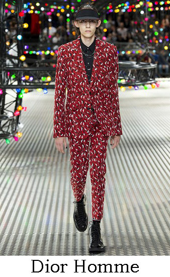 Dior Homme Primavera Estate 2017 Style Online Uomo 24