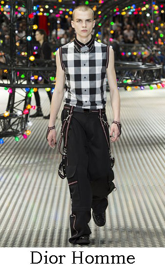 Dior Homme Primavera Estate 2017 Style Online Uomo 3