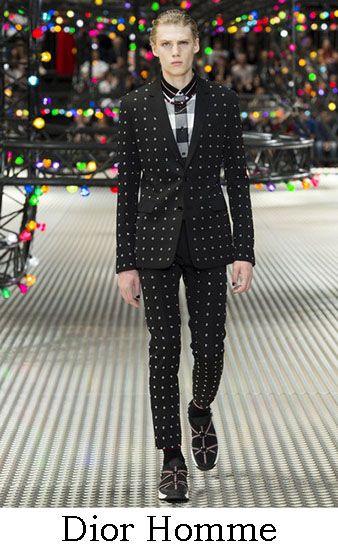 Dior Homme Primavera Estate 2017 Style Online Uomo 9