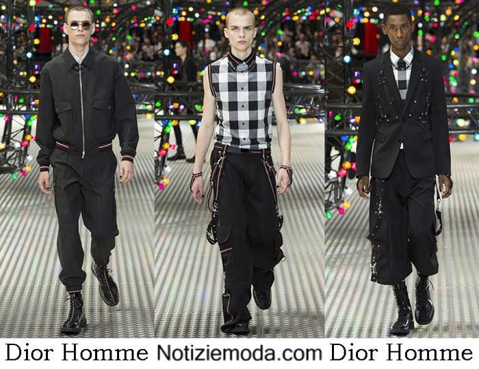 Dior Homme Primavera Estate 2017 Style Online Uomo