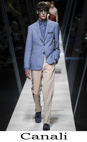 Look Canali Primavera Estate 2017