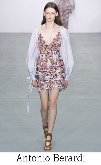 Moda Antonio Berardi Primavera Estate 2017