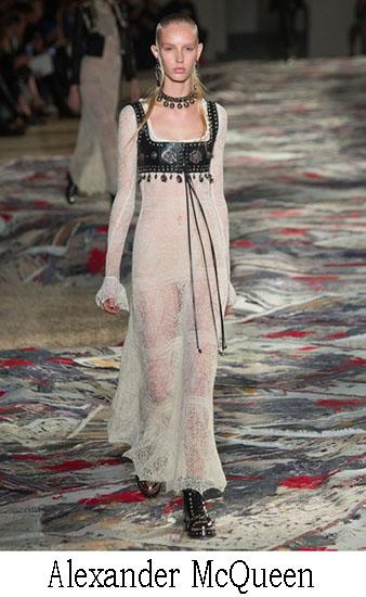 Notizie Moda Alexander McQueen Primavera Estate 2017