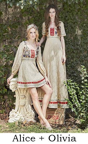 Notizie Moda Alice + Olivia Primavera Estate 2017