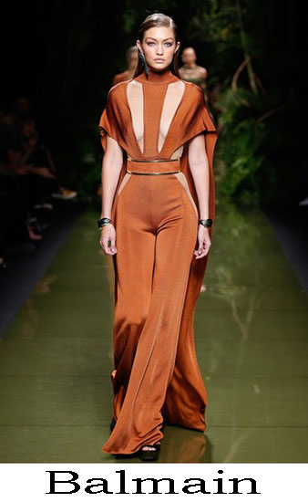 Notizie Moda Balmain Primavera Estate 2017